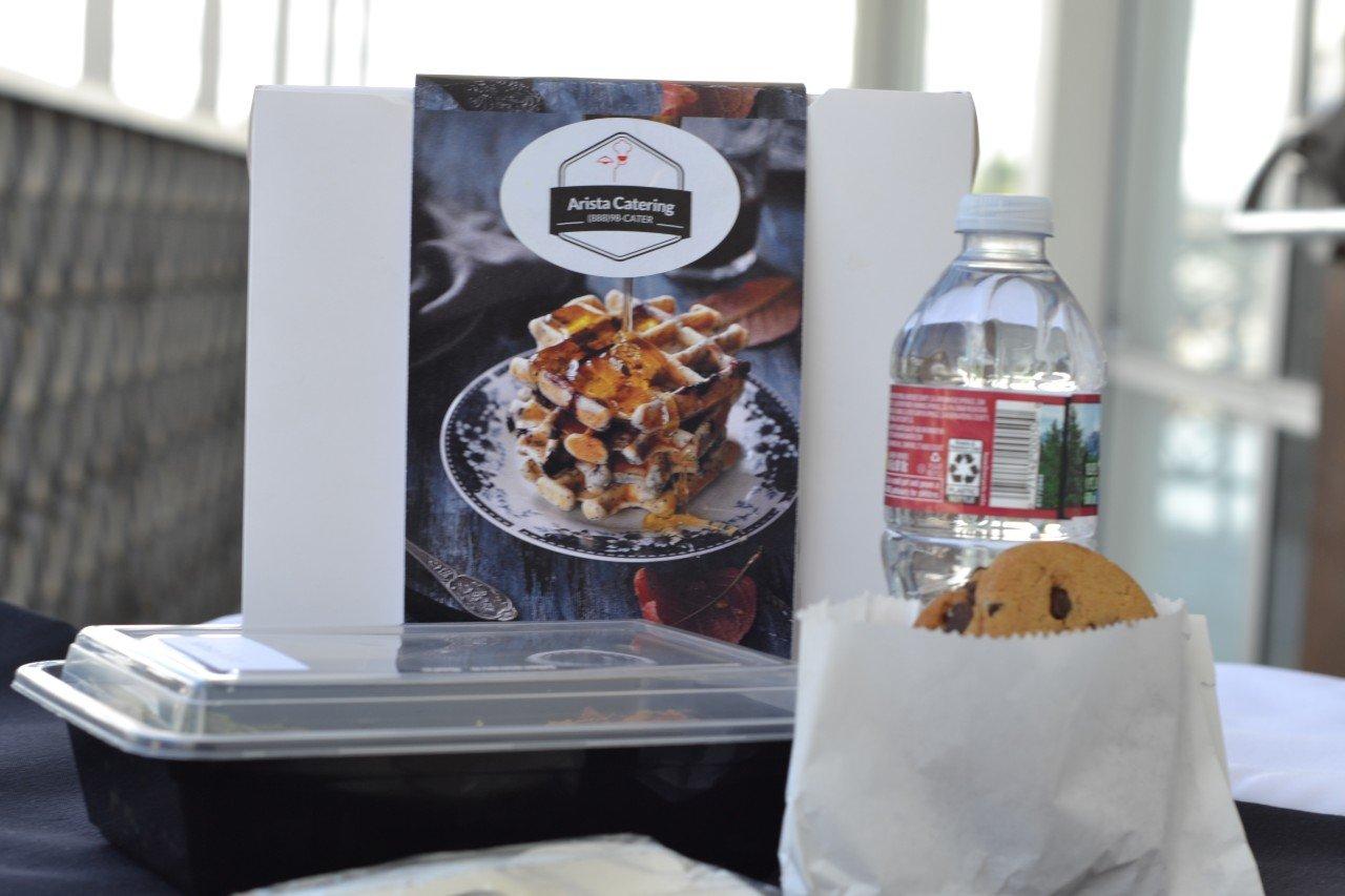 Box Lunch Box Presentation